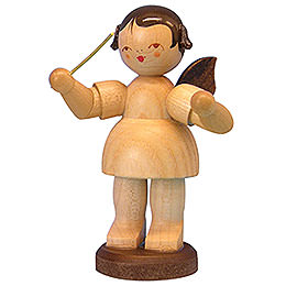Angel Conductor  -  Natural Colors  -  Standing  -  9,5cm / 3,7 inch