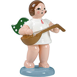 Angel with Lute  -  6,5cm / 2.5 inch