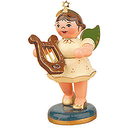 Angel with Lute 6,5cm / 2,5inch