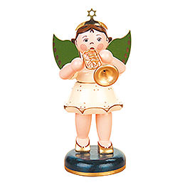 Angel with Trumpet  -  16cm / 6inch