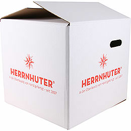 Aufbewahrungskarton für Herrnhuter Stern 40 - 60cm  -  60x60x55cm