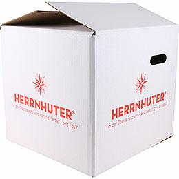 Aufbewahrungskarton für Herrnhuter Stern bis 40cm  -  44x44x39cm