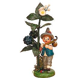 Autumn Child Blackberry  -  13cm / 5 inch