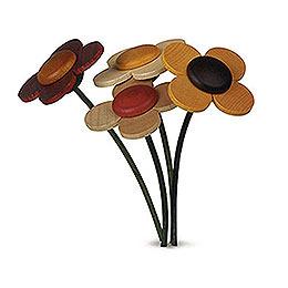 Blume einzeln  -  9cm