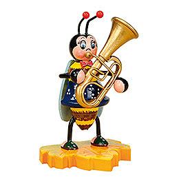 Bumblebee with Tuba  -  8cm / 3inch