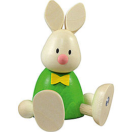 Bunny Max sitting  -  9cm / 3.5inch