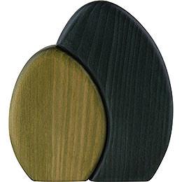Bush Green  -  15cm / 5.9 inch