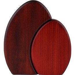 Bush red  -  15cm / 5.9inch