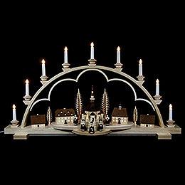 Candle Arch  -  Village Seiffen  -  102cm / 40 inch