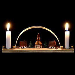 Candle Arch miniatur  -  7,5cm high / 3 inches