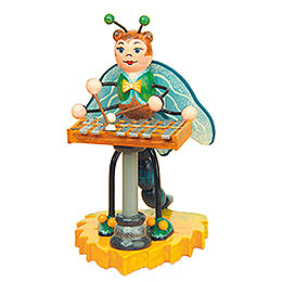 Dragonfly with Xylophone  -  8cm / 3inch