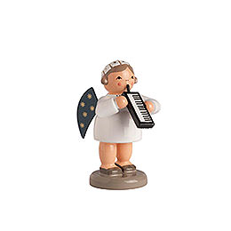 Engel mit Melodica  -  5cm
