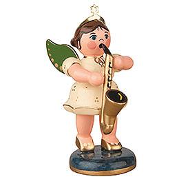 Engel mit Saxophon  -  6,5cm