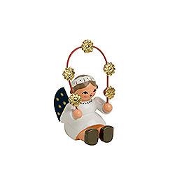 Engel mit Sternenbogen  -  4cm