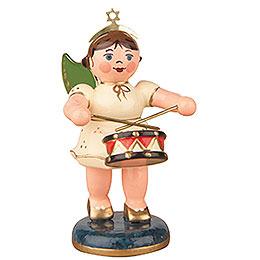 Engel mit Trommel  -  6,5cm