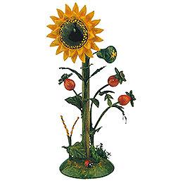 "Floral Island ""sunflower"" 14cm / 5,5 inch"