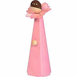 Flower Girl, Pink  -   11cm / 4.1 inch
