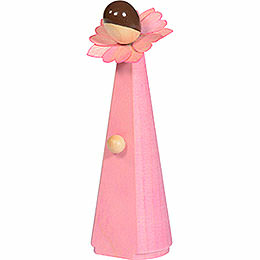 Flower girl, pink  -   11cm / 4.1inch