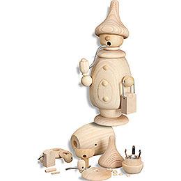 Handicraft Set Smoker Figure  -  17cm / 6.7 inch