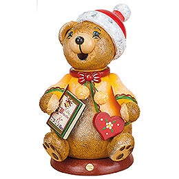 Hubiduu Gnome Teddy's Christmas Story  -  14cm / 5,5 inch