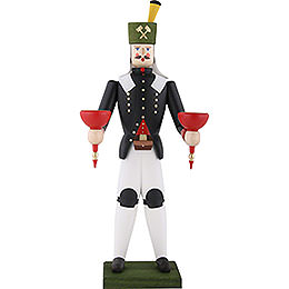 Miner colored  -  29cm / 11.4inch
