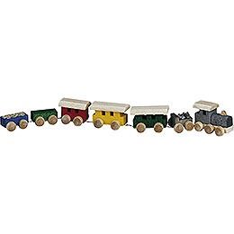 Miniatureisenbahn  -  0,5cm