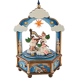 Music Box Silent Night  -  26cm / 10inch
