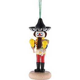 Nussknacker Miniatur Mexikaner  -  14cm