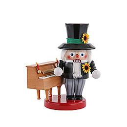 Nussknacker Pianist  -  25cm