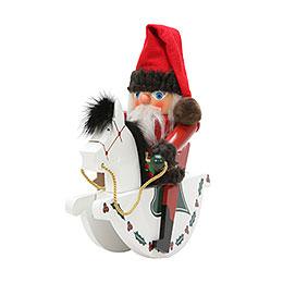 Nussknacker Reiterlein Weihnachtsmann  -  25cm