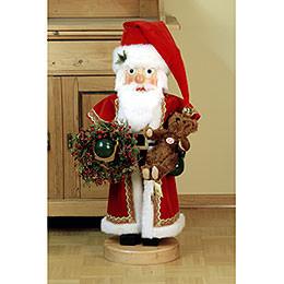 """Nussknacker Weihnachtsmann """"Steiff Teddy""""  -  100cm"""
