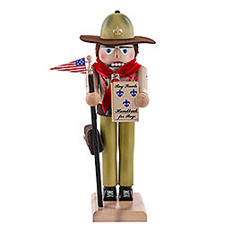 Nutcracker Boy Scout  -  40cm / 16 inch