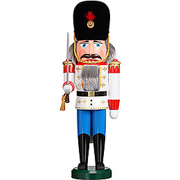 Nutcracker Dane white  -  39cm / 15.35 inch