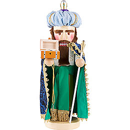 Nutcracker  -  Holy King Caspar  -  45cm / 18 inch  -  Limited Edition