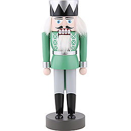 Nutcracker  -  King green  -  25cm / 9.8inch