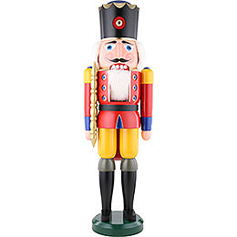 Nutcracker King red  -  100cm / 39 inch