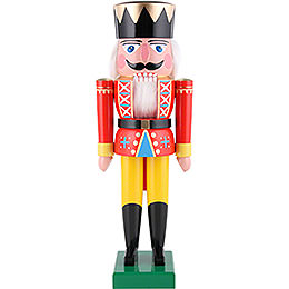 Nutcracker King red  -  36cm / 14 inch