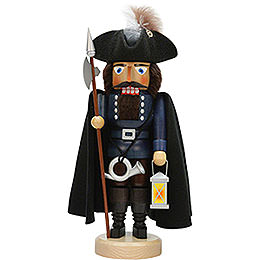 Nutcracker Night watch man  -  37,5cm / 14.8inch
