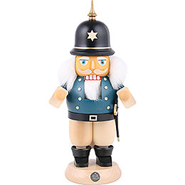 Nutcracker Policeman  -  23cm / 9 inches