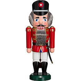 Nutcracker Policeman red  -  35cm / 14 inch