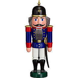 Nutcracker Soldier blue  -  27cm / 11 inch