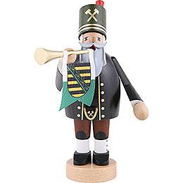 R�ucherm�nnchen  -   Bergmann mit Trompete  -  20cm