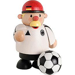 R�ucherm�nnchen Deutscher Fu�ball Nationalspieler  -  10cm