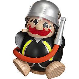 Räuchermännchen Feuerwehrmann  -  12cm