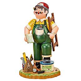Räuchermännchen Heimwerker  -  21cm
