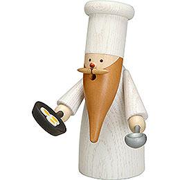 Räuchermännchen Kochwichtel  -  16cm