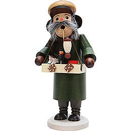 Räuchermännchen Spielzeughändler  -  27cm
