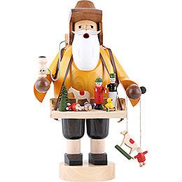 Räuchermännchen Spielzeughändler  -  35cm