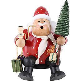Räuchermännchen Weihnachtsmann  -  26cm