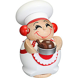 Smoker Ball Figur Smoker Cook  -  12cm / 5 inch